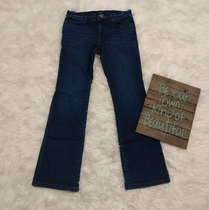 Ann Taylor Factory Modern Boot Cut Denim Jeans